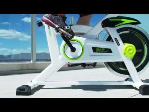 Bicicleta de Spinning Profesional Extrem, Cecotec