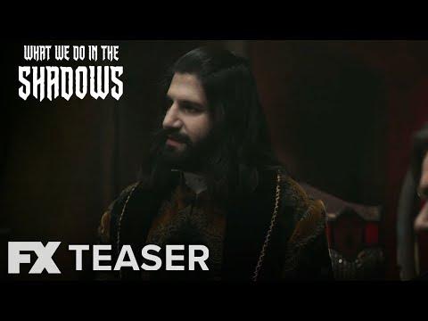 Video trailer för What We Do in the Shadows | Season 1: Fingers Teaser | FX