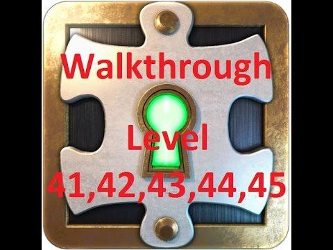 100 Doors One Gameborn Inc  Walkthrough Level 41 To Level 45