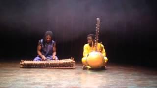 Solo Diarra and Amadou Diarra
