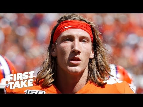 Clemson doesn't belong in the CFP right now, they haven't done anything - Paul Finebaum | First Take