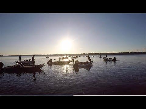 2019华钓系列赛Balsam Lake比赛精彩瞬间