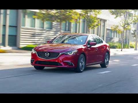 2018 Mazda Mazda6: Preview, Pricing, Release Date