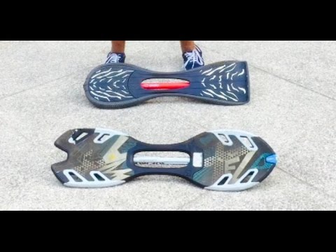 How to ride a waveboard / Ripstick !!