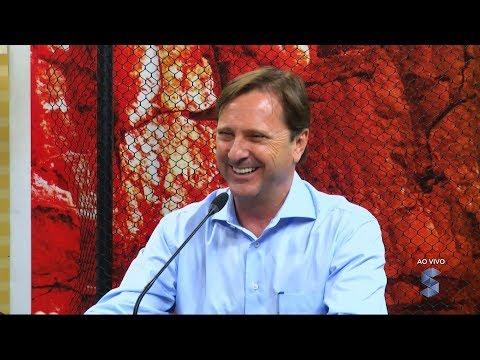Senador Acir Gurgacz conversa com os dinossauros da SICTV - Gente de Opinião