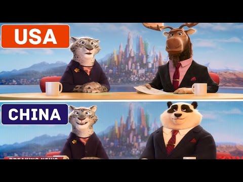 5 animáků, které se v různých zemích liší