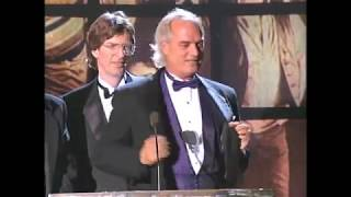 Grateful Dead Accept Hall of Fame Award at 1994 Inductions