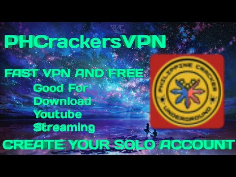 PHCRACKERS VPN FULL TUTORIAL - смотреть онлайн на Hah Life