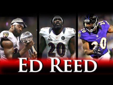 Ed Reed – The Ball Hawk