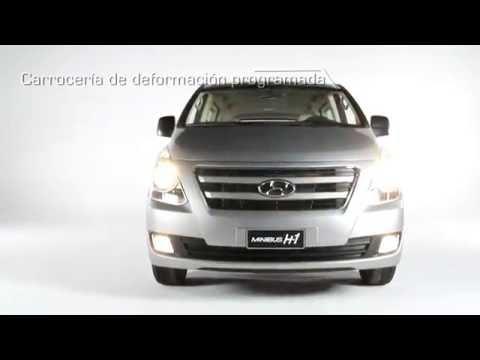 Hyundai  H1 Минивен класса M - рекламное видео 3