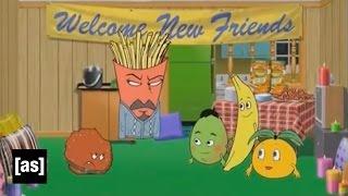 Bible Fruit: The God of Small Fruit | Aqua Teen Hunger Force | Adult Swim