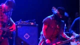 "Johnny Depp's guitar solo during ""It's Good to Be King"" @ Petty Fest West 2012"