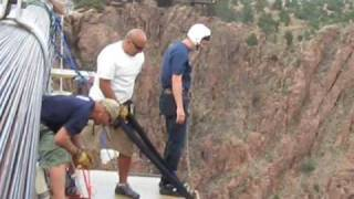 2008 Royal Gorge bungee jump
