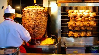 Amazing Turkish Street Food | Best Street Food In Turkey | Istanbul Food The Best