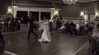 Mark & Tasha's First Dance
