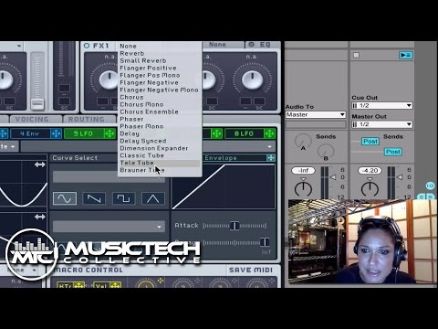 'How to make Bass sounds using Massive' by DJRAP.