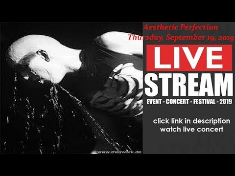 [ LIVE ] Aesthetic Perfection - Tallahassee FL USA [Official]