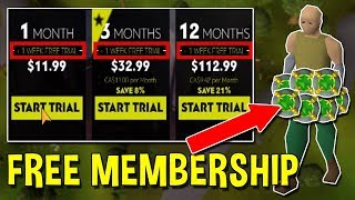 A Game Breaking Exploit Is Allowing Botters to Get Free Membership! [OSRS]