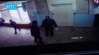 В одну из школ Бишкека пробрался педофил / 16.02.18 / НТС