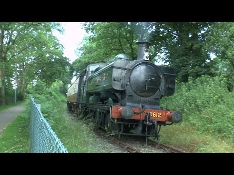 A visit to The Bodmin & Wenford Railway 24th June 2014