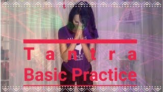 Let's take a tantric break together! 2 Minute Basic Tantra