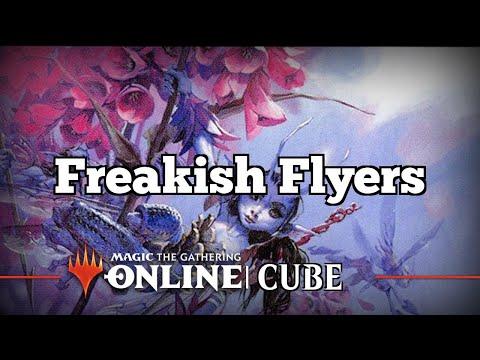 Freakish Flyers   Alt-Vintage Cube Draft [MTGO]   Cube
