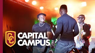 Sauti Sol Surprise Khaligraph and Perform Rewind Live for the First Time | TGR Fest
