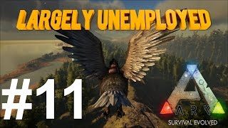 ARK Survival Evolved [Modded] #11 - Largely Unemployed Island Tours