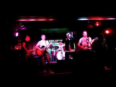 The Popdogs - Last To New York (Live at The Cavern Club Back Stage as part of IPO Liverpool 2013)