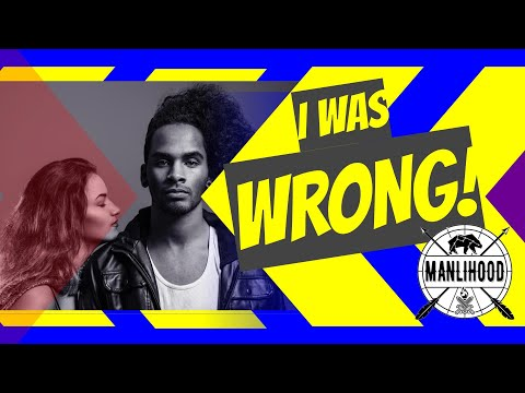 I WAS WRONG! Why is that so hard to admit? Shame. | Josh Hatcher | Manlihood