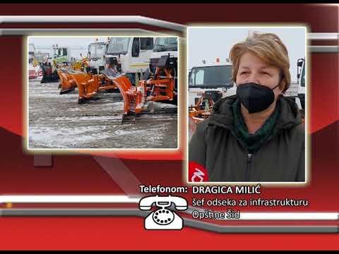 FONO   Dragica Milić - Zimsko održavanje puteva