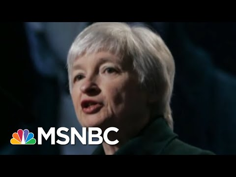 Biden To Nominate Janet Yellen For Treasury Secretary | Ayman Mohyeldin | MSNBC