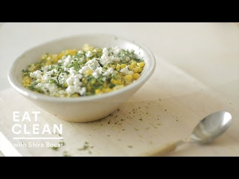 Lighter Mexican Creamed Corn – Eat Clean with Shira Bocar