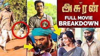 ASURAN - Full Movie Breakdown By Ken Karunas | Dhanush | Vetrimaran | Manju Warrier | WV 129