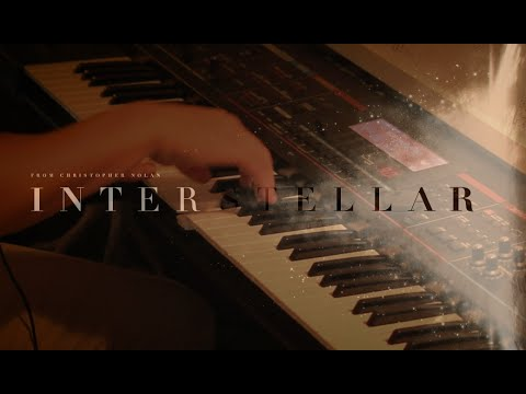 Interstellar - Main Theme - Hans Zimmer (Epic instrumental/piano cover)
