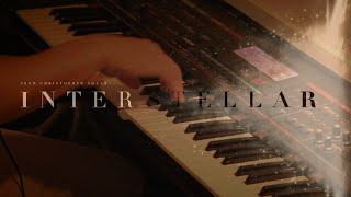 Interstellar - Main Theme - Hans Zimmer (Epic instrumental/piano cover)