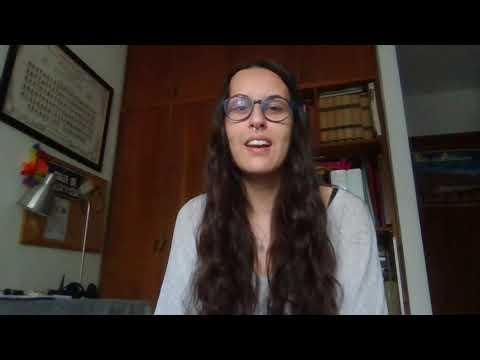 Semana Internacional de los Archivos 2021: Selma Benazzouz Bilbao
