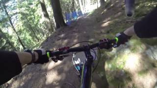 preview picture of video 'TrailTrophy Latsch - Enduro Session - Stage 7'