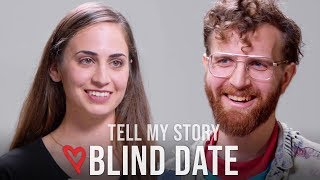 video thumbnail This Woman Goes on Her First Date Ever on Tell My Story