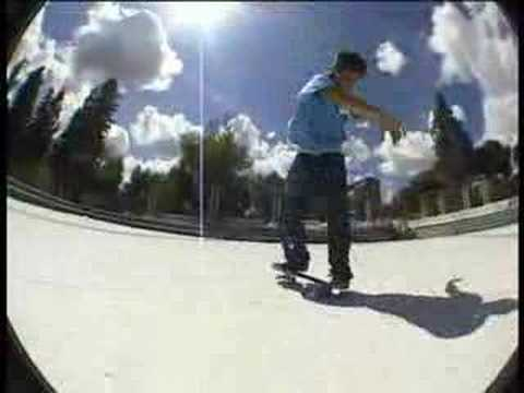 Como hacer Backside 180 Kickflip