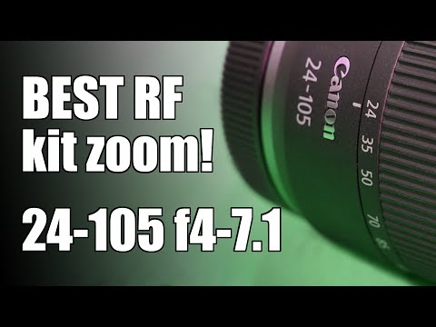 External Review Video _nnxwzRYVPY for Canon RF 24-105mm F4-7.1 IS STM Lens