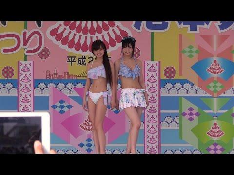 【画像】博多どんたく小学生水着ショーでスゲェ巨乳がいるぞ | エロ画像ちゃぼらんぷ