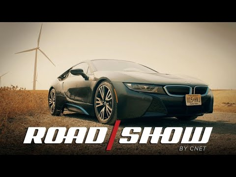 Bmw I8 Hybrid Supercar Isn T All That Super Roadshow Video