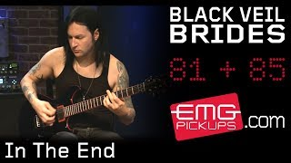 """Video thumbnail of """"Black Veil Brides performs """"In The End"""" live on EMGtv"""""""