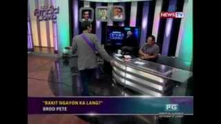 TWAC: Raise the roof for Brod Pete!