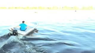 моторная лодка Terhi Sea Fun