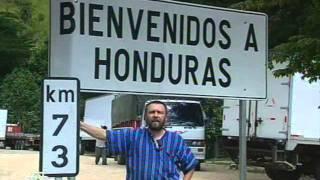 Шнур вокруг света. Гондурас.