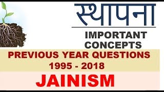 IAS Previous Year Art & Culture Questions | Lecture 08 | Jainism