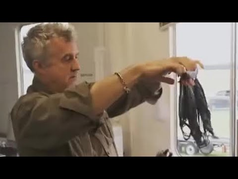 Andy Wilman's Lucky Pants | Top Gear | BBC
