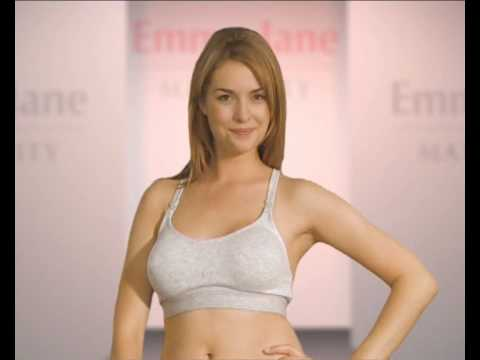 Emma Jane бюстгальтер для кормления  372 серый